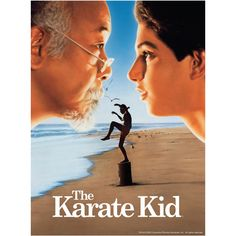 The Karate Kid Movie Poster Jigsaw Puzzle