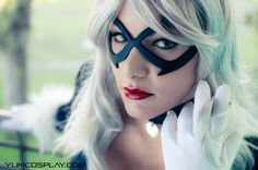 Black Cat Cosplay Portrait by Yukilefay.deviantart.com on @DeviantArt