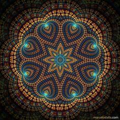 Arte Mandala Art