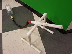 How to Make a Stomp Rocket Launcher
