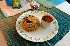 Diet Pongal (khichdi)-from mom with love