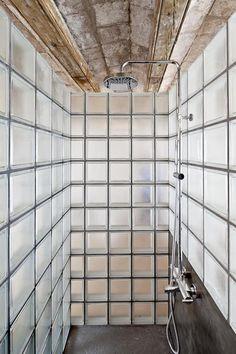 #bathroom #design by Alex Gasca and Hélène Silvy-Leligois++ #shower