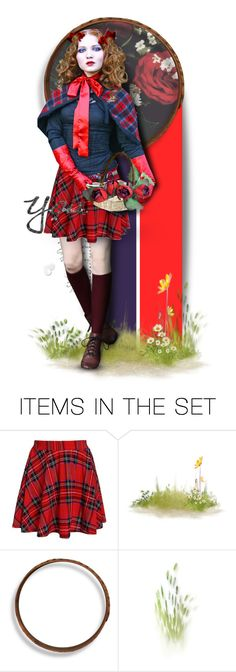 """""""Kindness is the language which the deaf can hear and the blind can see."""" by triciamcmillan ❤ liked on Polyvore featuring art, dolls, dollset, fairytale, triciamcmillan and angie73"""