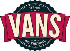 Vans Logo Identity by Calum Coles, via Flickr