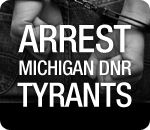 Call to action - Join the demand to investigate Michigan DNR director Rodney Stokes over forced shooting of baby piglets in cold blood