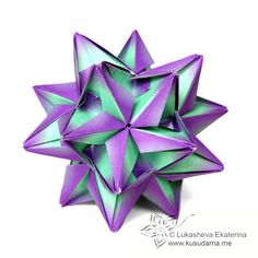 Really cool Origami tutorial site