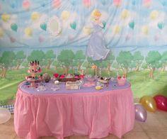 Fiesta de Princesas Beauty Spa / Princess Party Spa : http://cheapandcooleventos.blogspot.com.es/