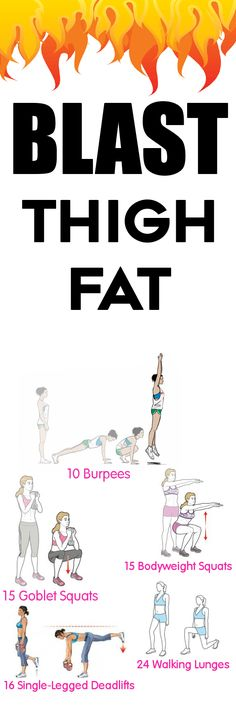 How To Lose Thigh Fat - Here are some thigh fat workouts that you can do to lose thigh fat fast. (how to get rid of thigh fat for teens, thigh fat exercises burner fat loss)