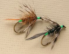 Carson Lake Specials.  Also work on the McKenzie River in OR