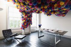 """House of Peroni"", Andrea Morgante of Shiro Studio  London Design Journal, pinned by Ton van der Veer"