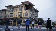 70 Injured, Buildings Damaged After 6.0 #EarthQuake Rattles #Napa Region of #California http://mashable.com/2014/08/24/earthquake-jolts-napa-region-of-northern-california/?utm_cid=mash-com-Tw-main-link #BreakingNews #Mashables