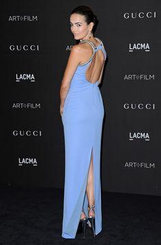 Camilla Belle Photos Photos  Arrivals at the LACMA Art + Film Gala 63a095c70