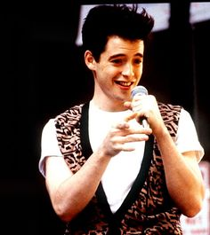 Matthew Broderick... yes please.