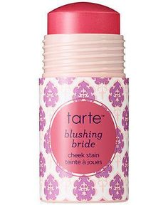 For the blushing bride, tarte cheek stain