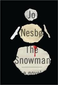 Snowman, by Jo Nesbo