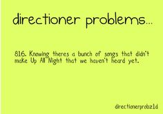 i think aboiut that allll the time im like think of all the lovely songs we didnt hear...