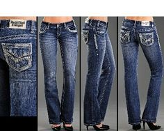 8372b4da 82 Best Rock & Roll Cowgirl® Jeans and Shirts images | Cowgirl jeans ...