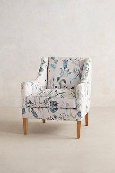 Harper Armchair by Michelle Morin #anthroregistry