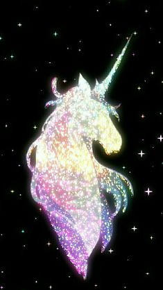 Blessing your Pinterest feed with this glittery shimmery magical unicorn! #flightsoffantasy