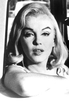 Marilyn Monroe, The Misfits, 1961.
