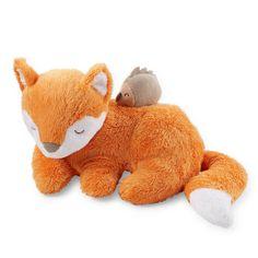 Musical Plush Fox *Fox Lox- I want a back-up!*