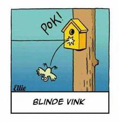 SeniorenNet - Grappig of Schattig - Blinde vink SeniorenNet - Website voor de actieve 50-plusser Funny Cartoons, Funny Jokes, Hilarious, Take A Smile, Cartoon Jokes, Lol, Funny Laugh, Jokes Quotes, Funny Stories