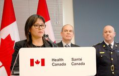 Federal Health Minister Leona Aglukkaq was at Maple Ridge Firehall Sunday afternoon announcing proposed changes to growing and selling of medical marijuana, which will take effect March Fire Hall, March 2014, Medical Marijuana, Sunday, Times, Health, Federal, Domingo, Health Care