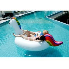 Pool Floating Inflatable Boat Unicorn Swimming Float Swan Adult Tube Raft Kid Swim Air Mattresses Ring Summer Row Water Toy
