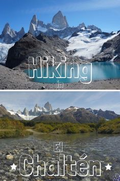 If this image of Mount Fitz Roy in El Chalten hasn't got you pinning then no words can help. Patagonia in Argentina has endless spots of beauty