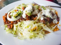 Bronx Eats: Chilaquiles for Breakfast at La Morada, the Bronx's First Oaxacan Restaurant