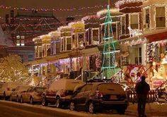 # CHRISTMAS IN PHILADELPHIA PENNSYLVANIA