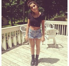 because Andrea russet is perfectttt.