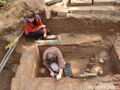 Puzzling Burial with Tortoise Shell Discovered in Ancient Roman Tomb on Medical University Campus in Bulgaria's Plovdiv - Archaeology in Bulgaria #AncientRome #RomanEmpire #AncientRome #RomanEmpire #Bulgaria
