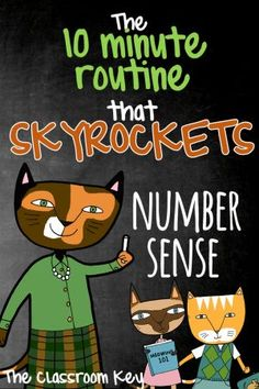 Number Talks. This teacher had gradually built up her students' number sense every day with a short routine called a number talk. Over the years I have found number talks to be a quick and effective technique for building number sense in both younger and older elementary students. Read more at: http://www.theclassroomkey.com/2015/09/the-10-minute-routine-that-skyrockets-number-sense.html