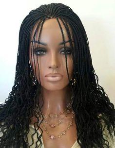 Wondrous 41 Beautiful Micro Braids Hairstyles Beautiful Micro Braids And Short Hairstyles For Black Women Fulllsitofus