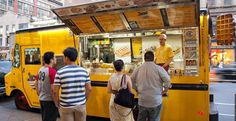New Food Trucks Arrive Today In Downtown Brooklyn... Today's lunch is a total no-brainer.