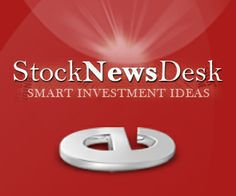 Stock News Desk provides you stock market news,financial analysis,investment ideas with real time stock alert,stock report with technical analysis. Stock Report, Stocks Today, Us Stock Market, Stock News, Financial Analysis, Business Opportunities, Investing, Press Release, Benefit