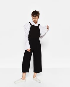 CULOTTES WITH STRAPS