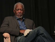 Morgan Freeman takes his idea of marijuanna public!