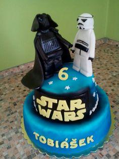Star Wars Four Square, Star Wars, Stars, Cake, Desserts, Food, Tailgate Desserts, Deserts, Kuchen