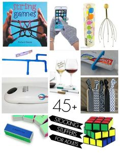 45 fun and functional stocking stuffer ideas for adults!