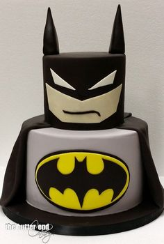 Butter End Cakery.March Create a memorable superhero party for your caped crusader with this stylish batman cake. Superhero party food and cake inspiration to compliment to the Bee Box Parties Superhero Collection.A Collection A Collection may refer to: Fiesta Batman Lego, Lego Batman Cakes, Batman Birthday Cakes, Lego Batman Party, Superhero Cake, Boy Birthday, Cake Birthday, Minion Cakes, Lego Cake