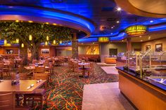 Created A New Buffet Design Build And Installation Plan For The High Mountain At Coeur DAlene Casino