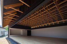 木の構築 Ⅰ | 福島加津也+冨永祥子建築設計事務所 / FT Architects