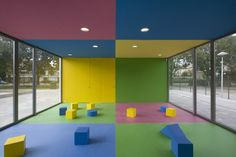 Gallery of Anansi Playground Building / Mulders vandenBerk Architecten - 10