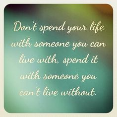 Don't spend...