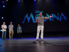 Moana   |||   The musical will be centered around a teen who sets out on an adventure to find a fabled island in the South Pacific. Demi-god Maui (Johnson) will join in on her adventure.   |||   Released November 23rd, 2016