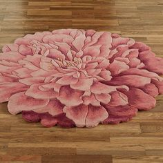 A Springtime Bathroom Rug Will Certainly Cheer You Up In This Cold Weather Like These Gorgeous Flower Shaped Rugs Warm Your Winter With Fun Spring