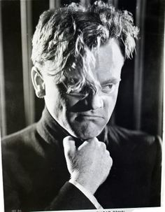 """""""Give me the good old days!"""": James Cagney"""
