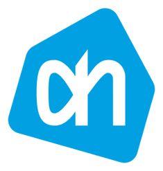 A. Uit de letter a en h Albert Heijn B. Omdat Albert Heijn het heeft opgericht. C. Het heeft vrolijke kleuren en daarom vind ik het een goed logo.